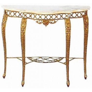 Стол из бронзы Arcobronze 1128N(консольный)