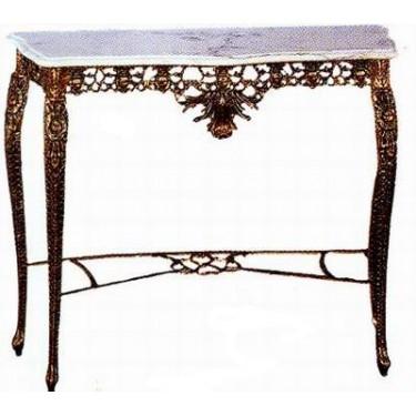 Стол из бронзы Arcobronze 1139(консольный)