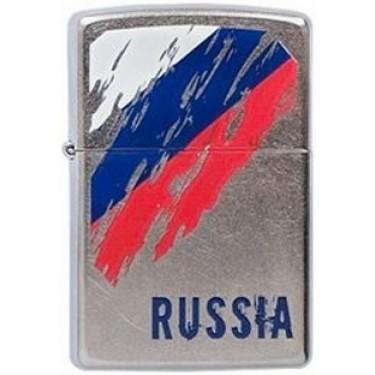 Зажигалка Zippo 207 Russia Flag (MP317354)