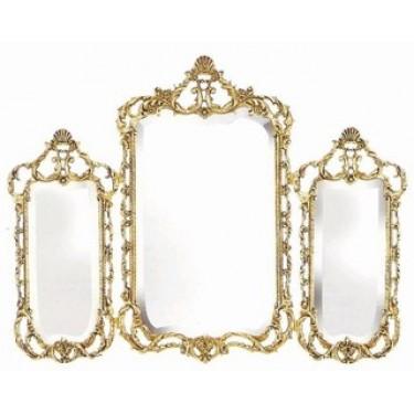Зеркало настенное из бронзы Arcobronze 2123