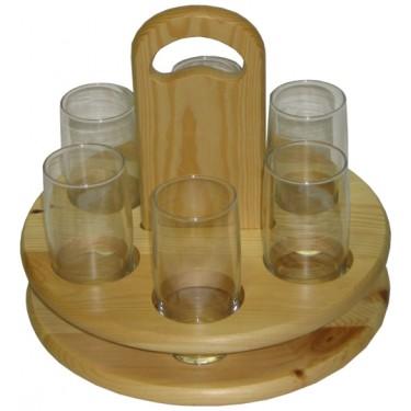 Подставка для стаканов и бутылок Dormann 0902