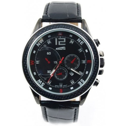 c1e2d94c77c8 Купить наручные часы Комета 1542482 кварц муж. - оригинал в интернет ...