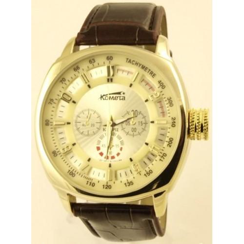 3fa71e70c752 Купить наручные часы Комета 211 9333 кварц рем. муж. - оригинал в ...
