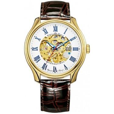 Мужские наручные часы Mikhail Moskvin 1175B2L1/11