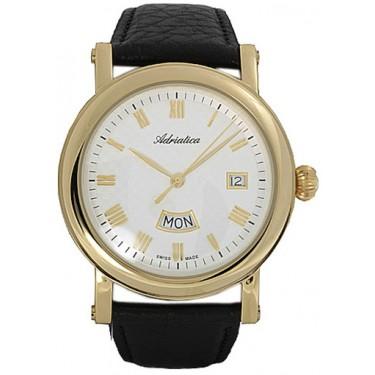Мужские наручные часы Adriatica A1023.1233Q