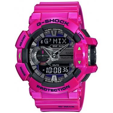 Мужские спортивные наручные часы Casio GBA-400-4C