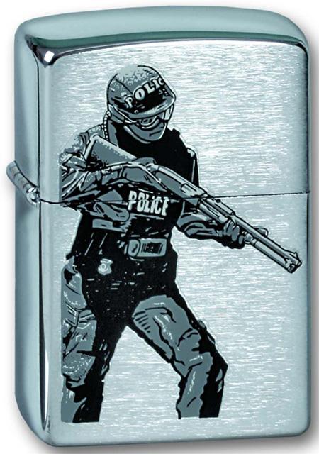 Zippo 200 Police (200.050)