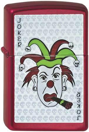 Zippo 21063 Joker (490.036)
