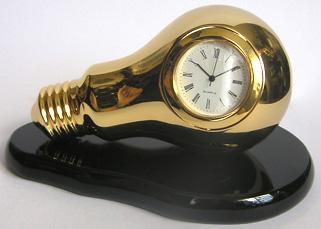 Moda Argenti Лампочка-часы Moda Argenti OR 120 B/oro