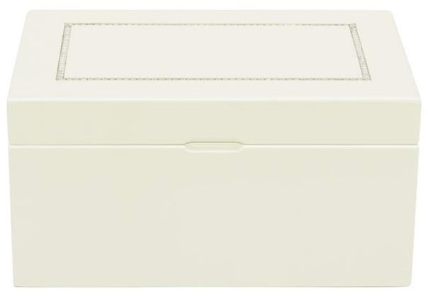 Champ Champ 28000-6 шкатулка для украшений umbra trinity цвет белый 13 9 х 13 9 х 8 9 см