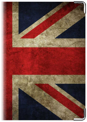 Shot Стандарт Британский Флаг