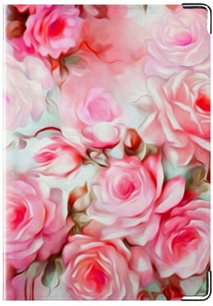 Shot Стандарт Розовые цветы
