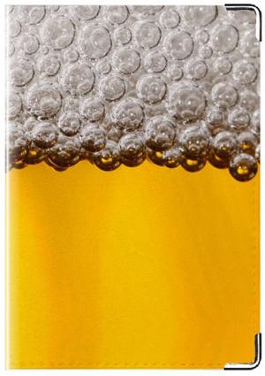 Shot Обложка для документов Shot Стандарт Пиво