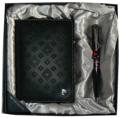 Pierre Cardin Обложка для паспорта и ручка Pierre Cardin PS1138BI