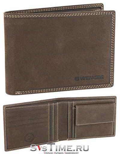 Wenger Wenger W5-07 BROWN wenger business w2 07