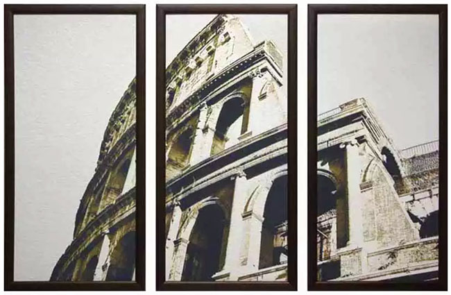 Династия Династия 06-049-03 картины в квартиру картина etude 2 102х130 см