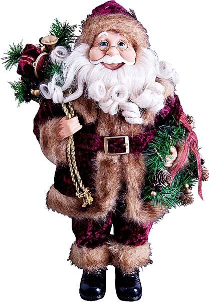 Mister Christmas Игрушка Mister Christmas Дед Мороз PC-DM-2-40