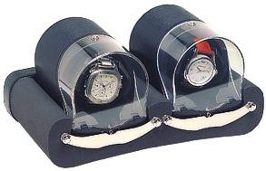 Underwood Шкатулка для 2 часов с автоподзаводом Underwood UN/881 Black