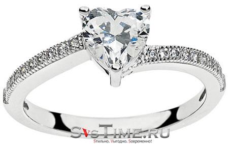 Ambrosia Ambrosia AAA 015 53 женские кольца jv женское серебряное кольцо с куб циркониями f 642r 001 wg 17 5