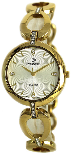 EverSwiss EverSwiss 2786-LGS мужское колье кулон brosway стальной кулон с цепочкой и кристаллами swarovski boc05