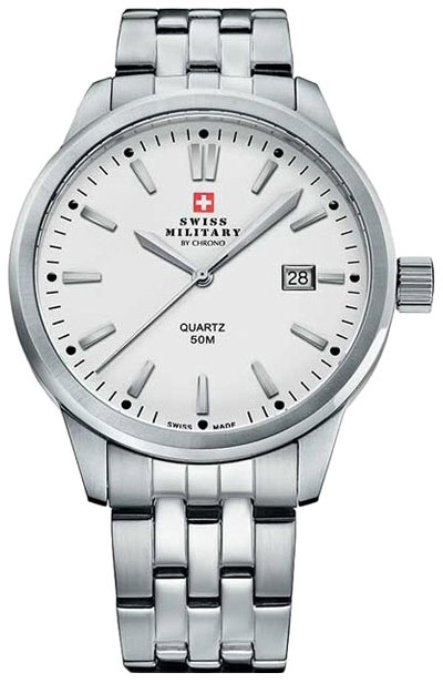 Swiss Military by Chrono Swiss Military by Chrono SMP36009.02 swiss military швейцарские наручные