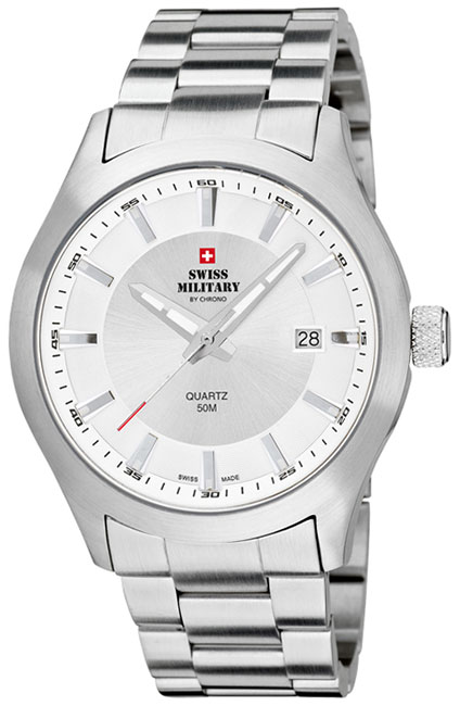 Swiss Military by Chrono Swiss Military by Chrono SM34024.02 swiss military швейцарские наручные