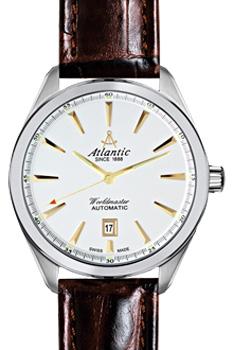 Atlantic Atlantic 53750.41.21G atlantic часы atlantic 53750 41 21g коллекция worldmaster