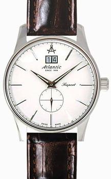 Atlantic Atlantic 56350.41.21 atlantic часы atlantic 71360 45 61 коллекция seahunter