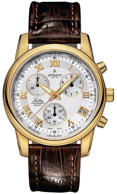 Atlantic Atlantic 64450.45.28 atlantic часы atlantic 71360 45 61 коллекция seahunter