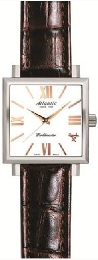 Atlantic Atlantic 14350.41.18R atlantic часы atlantic 53750 41 21g коллекция worldmaster
