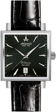 Atlantic Atlantic 54350.41.61R atlantic часы atlantic 53750 41 21g коллекция worldmaster