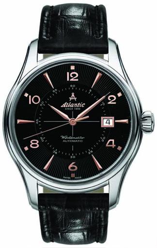 Atlantic Atlantic 52752.41.65R atlantic часы atlantic 53750 41 21g коллекция worldmaster
