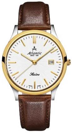 Atlantic Atlantic 62341.43.21 atlantic часы atlantic 62341 45 61 коллекция sealine
