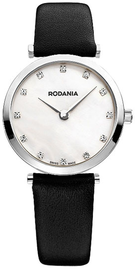Rodania Женские швейцарские наручные часы Rodania 2505720