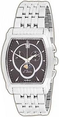 L Duchen Мужские швейцарские наручные часы L Duchen D 337.10.31 l duchen швейцарские наручные  мужские