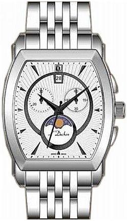 L Duchen Мужские швейцарские наручные часы L Duchen D 337.10.32 l duchen швейцарские наручные  мужские