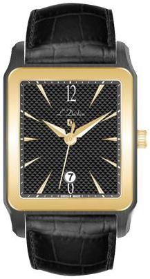 L Duchen Мужские швейцарские наручные часы L Duchen D 571.81.21 l duchen швейцарские наручные  мужские