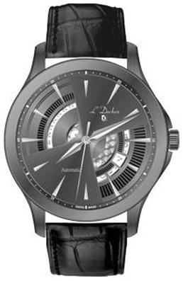 L Duchen Мужские швейцарские наручные часы L Duchen D 153.71.31 l duchen швейцарские наручные  мужские