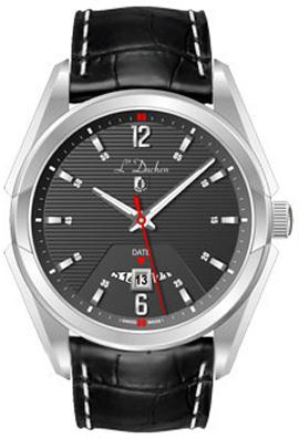 L Duchen L Duchen D 191.11.11 l duchen швейцарские наручные  мужские