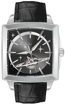 L Duchen Мужские швейцарские наручные часы L Duchen D 444.11.31 l duchen швейцарские наручные  мужские