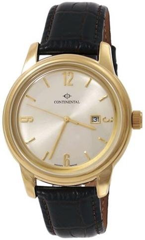 Continental Мужские швейцарские наручные часы Continental 1625-GP156