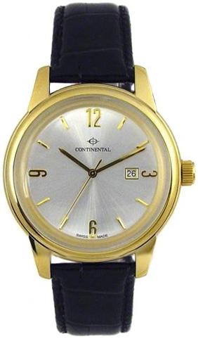 Continental Мужские швейцарские наручные часы Continental 1625-GP157