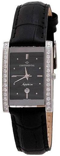 Continental Женские швейцарские наручные часы Continental 9011-SS159DB