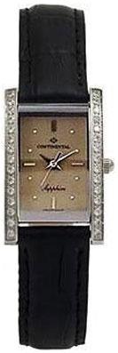 Continental Женские швейцарские наручные часы Continental 9011-SS259DB