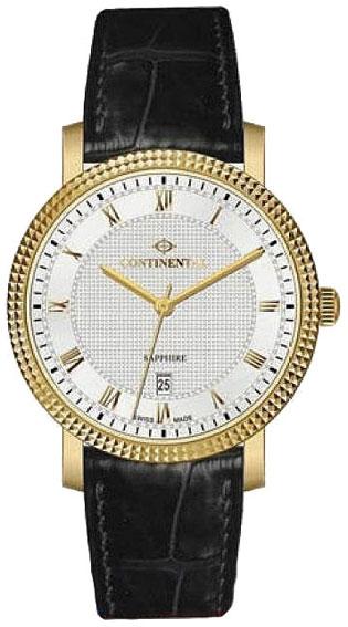 Continental Мужские швейцарские наручные часы Continental 12201-GD254110