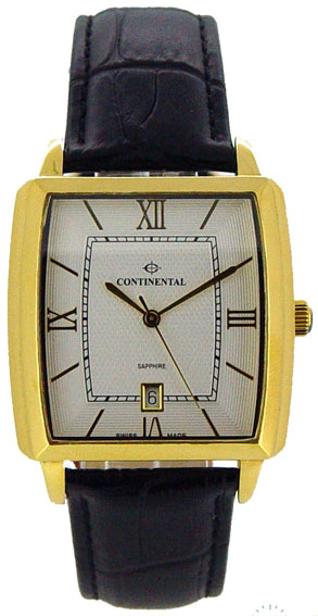 Continental Мужские швейцарские наручные часы Continental 12200-GD254110