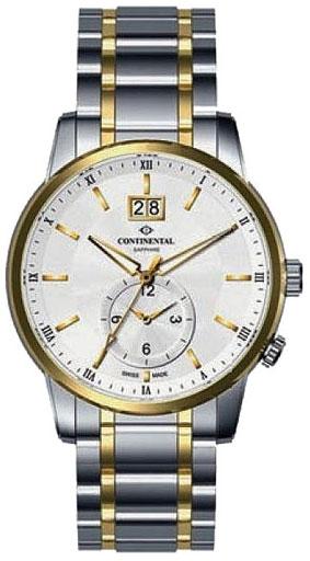Continental Мужские швейцарские наручные часы Continental 12204-GM312130