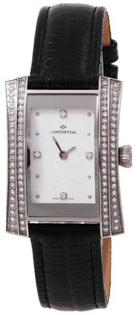 Continental Женские швейцарские наручные часы Continental 8044-SS257