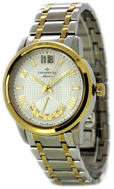 Continental Мужские швейцарские наручные часы Continental 12175-GR312710