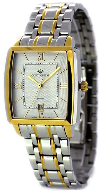 Continental Мужские швейцарские наручные часы Continental 12200-GD312110